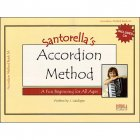 Santorella's  アコーディオン メソード 1A CD付属