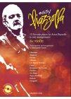 ピアソラ,アストル バイオリンのためのやさしいピアソラ CD付属