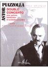 ピアソラ Double Concerto ダブル・コンチェルト  Bnd. Gt. and Str.orch. スコア