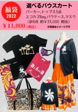 福袋2022★選べるパウスカート10,000円