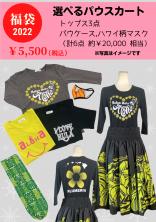 福袋2022★選べるパウスカート5.000円