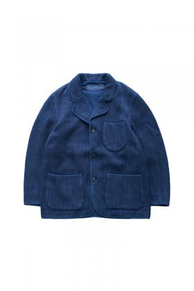 Porter Classic - KENDO TAILORED JACKET - INDIGO BLUE
