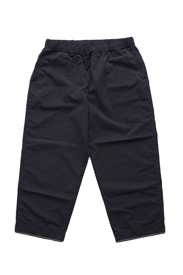 WEATHER PANTS – NAVY |32,400円(税込)