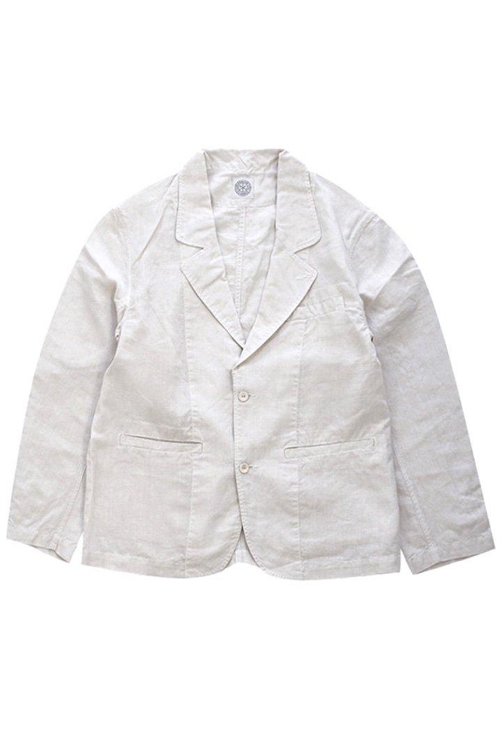 Porter Classic – LINEN JACKET – WHITE|59,400円(税込)
