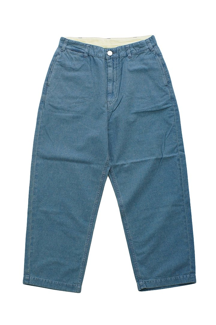 PC7 POILU BLEU PANTS – BLUE|51,840円(税込)