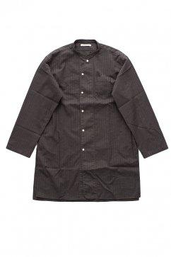 SHIRT - OLD JOE - LONG TAIL NIGHT SHIRTS - INK BLACK - Price 29,700 tax-in
