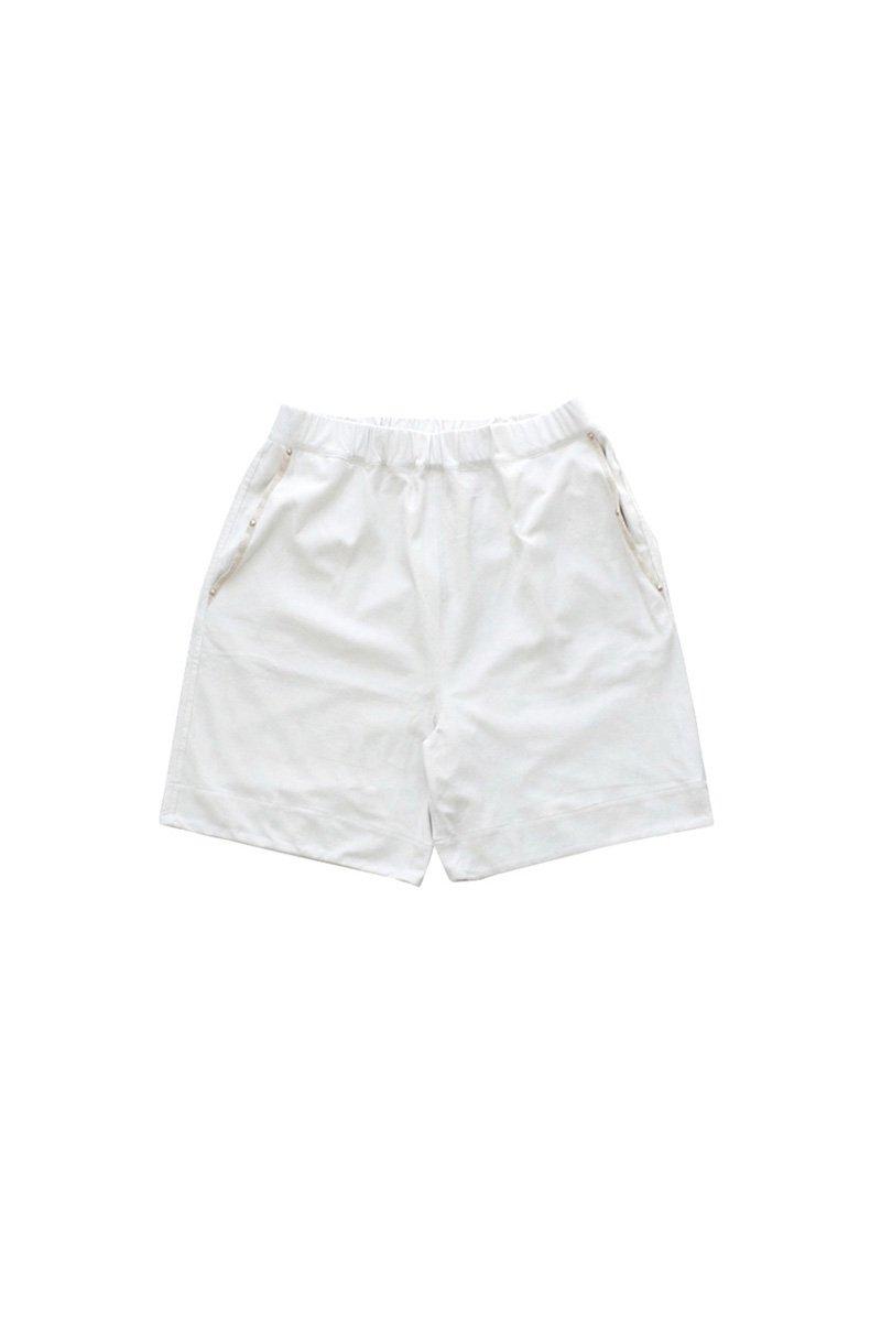 ★★★ – GOAT SUEDE SHORTS WHITE – KANAZAWA EXCLUSIVE|81,000円(税込)