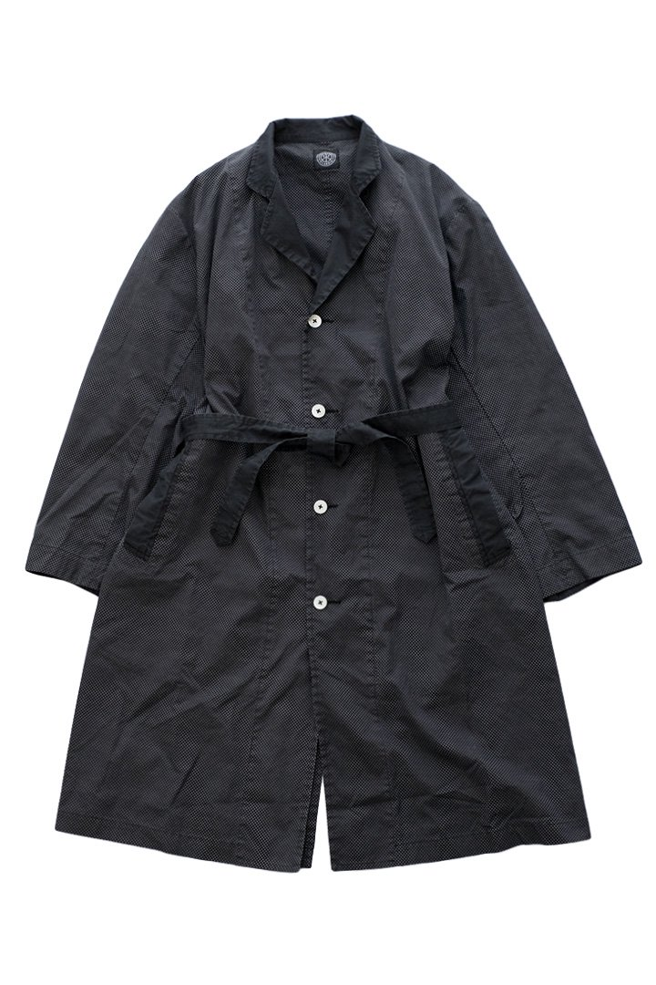 DOT COAT – BLACK|70,200円(税込)