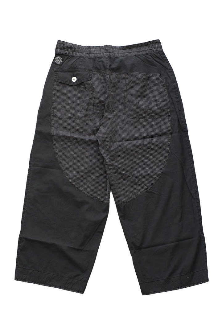 DOT WIDE PANTS – BLACK|43,200円(税込)