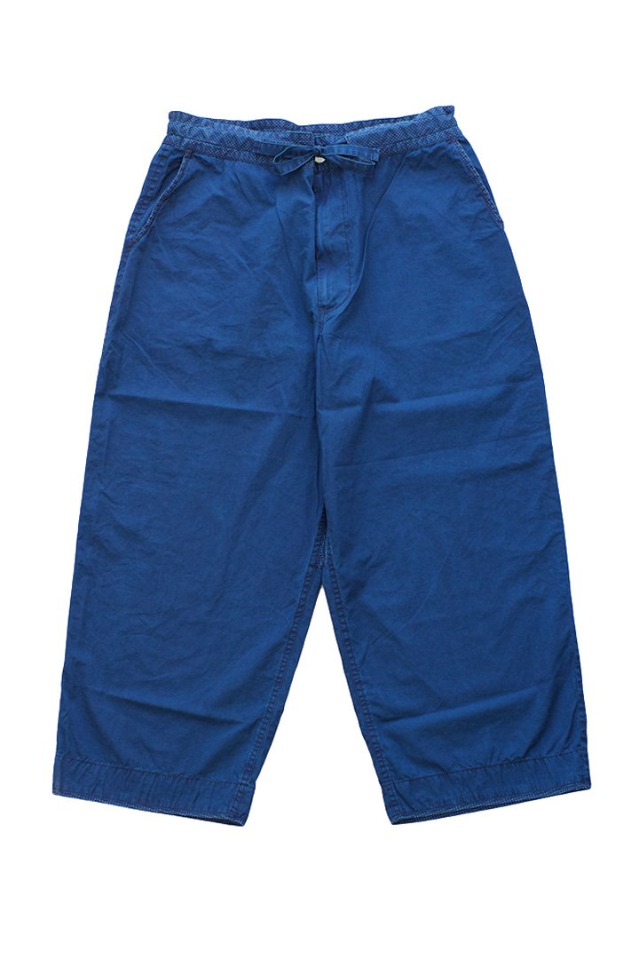 DOT WIDE PANTS – BLUE |43,200円(税込)