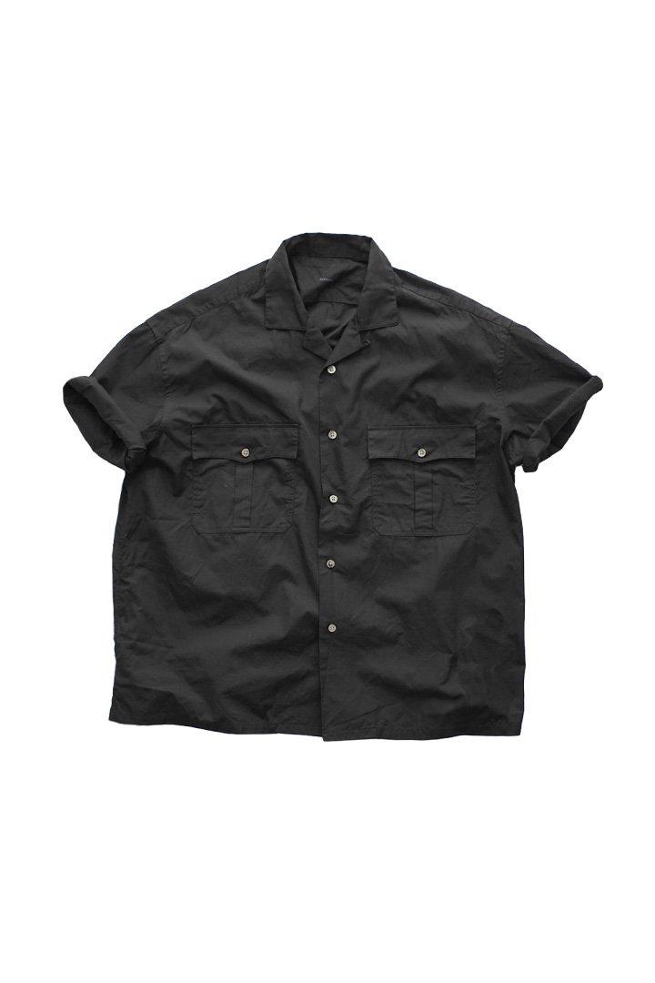 Porter Classic – KEROUAC SHIRT – BLACK|36,720円(税込)