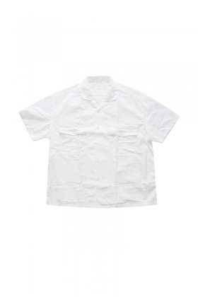 Porter Classic - KEROUAC SHIRT - WHITE