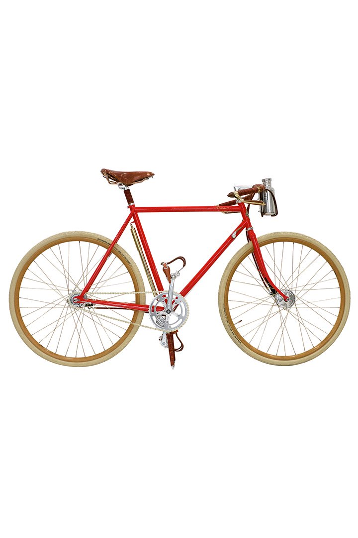 Ascari Bicycles - Ascari Bullitt Track - Rosso - Phaeton Exclusive