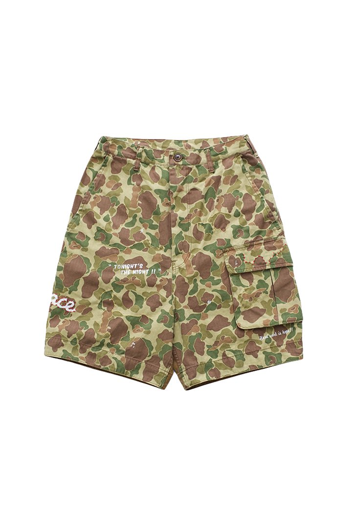 H/W CAMO SAFARI SHORTS – CAMO|38,880円(税込)