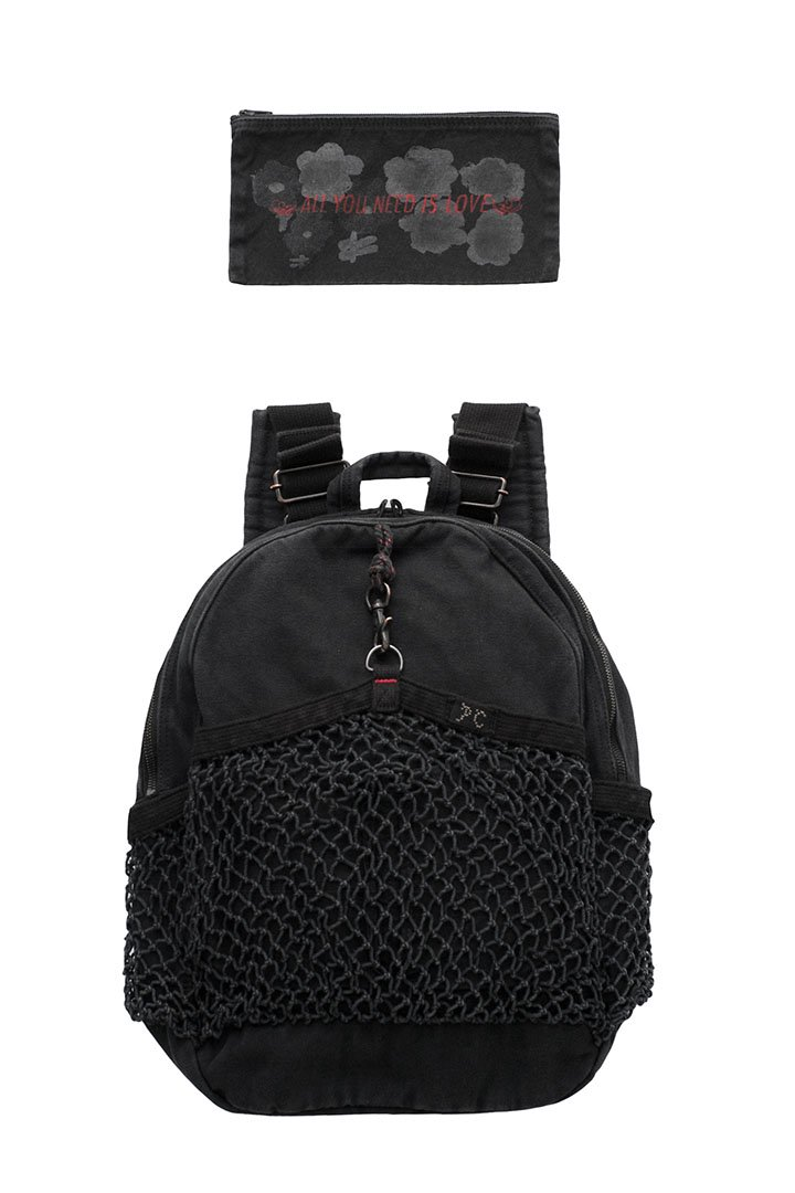 CANVAS NET DAYPACK – BLACK|49,680円(税込)