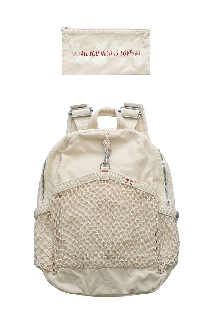 CANVAS NET DAYPACK – WHITE|49,680円(税込)