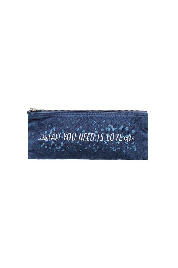 CANVAS POUCH S – BLUE|4,860円(税込)
