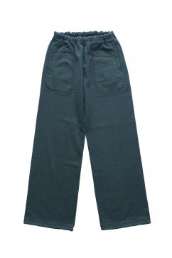 PANTS - OLD JOE - EXCLUSIVE HARD COTTON SWEAT PANTS - FORESTA - Price 29,160 tax-in