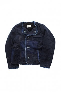 Porter Classic ★★★ - SPECIAL CUSTOM SWEAT BOA JACKET 1(XS)- NAVY