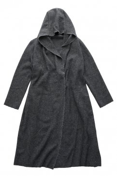 COAT - humoresque - HOOD COAT MEN'S - SMOKE GRAY - Price  108,000 tax-in