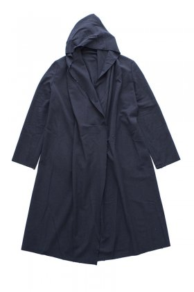 humoresque ★★★ - HOOD COAT MEN'S - NAVY