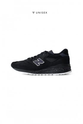 New Balance - M998 ABK - BLACK UNISEX