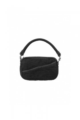 Porter Classic - SASHIKO SHOULDER BAG - GRAY