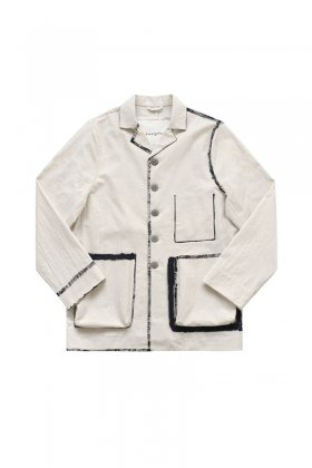 JACKET - toogood - THE PHOTOGRAPHER JACKET - HAND PAINTED CALICO - RAW - Price   154,440 tax-in