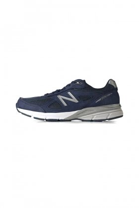 New Balance - M990 - IN4 NAVY/SILVER