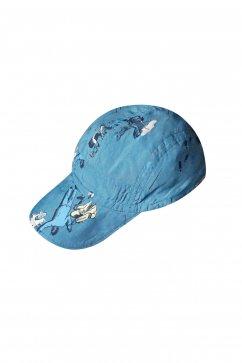 """Porter Classic - """"FILM NOIR"""" ALOHA CAP - BLUE"""