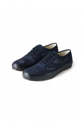 SHOES - OLD JOE - EXCLUSIVE NARROW DECK SHOES - NEP INDIGO - Price 22,680 tax-in