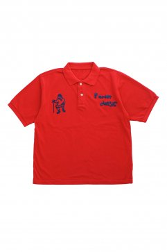 Porter Classic - POLO SHIRT - RED