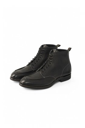 OLD JOE - MOC TOE BOOTS - BLACK