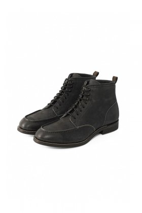 BOOTS  - OLD JOE - EXCLUSIVE MOC TOE BOOTS - GRAPHITE - Price 84,240 tax-in