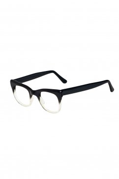 EYEWEAR - 1960s BRITISH VINTAGE EYEWEAR - BLACK FADE - Price 37,800 tax-in
