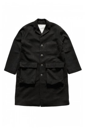 COAT - toogood - THE PHOTOGRAPHER COAT - CASHMERE HW - FLINT - Price 583,200 tax-in