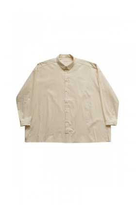 SHIRT - toogood - THE DRAUGHTSMAN SHIRT - CALICO LW - RAW - Price 68,040 tax-in