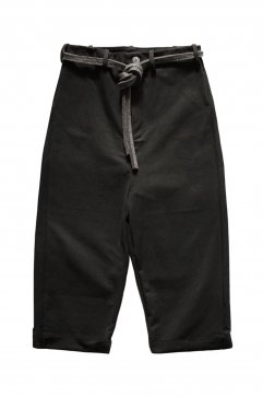 toogood - THE SCULPTOR TROUSER - DYED CALICO HW - FLINT