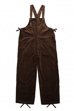 PANTS - OLD JOE - ADJUSTABLE KNOT OVER ALL - COFFEE - Price 57,240 tax-in