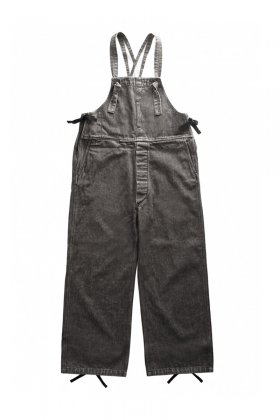PANTS - OLD JOE - EXCLUSIVE ADJUSTABLE KNOT OVER ALL - GRAPHITE - Price 57,240 tax-in