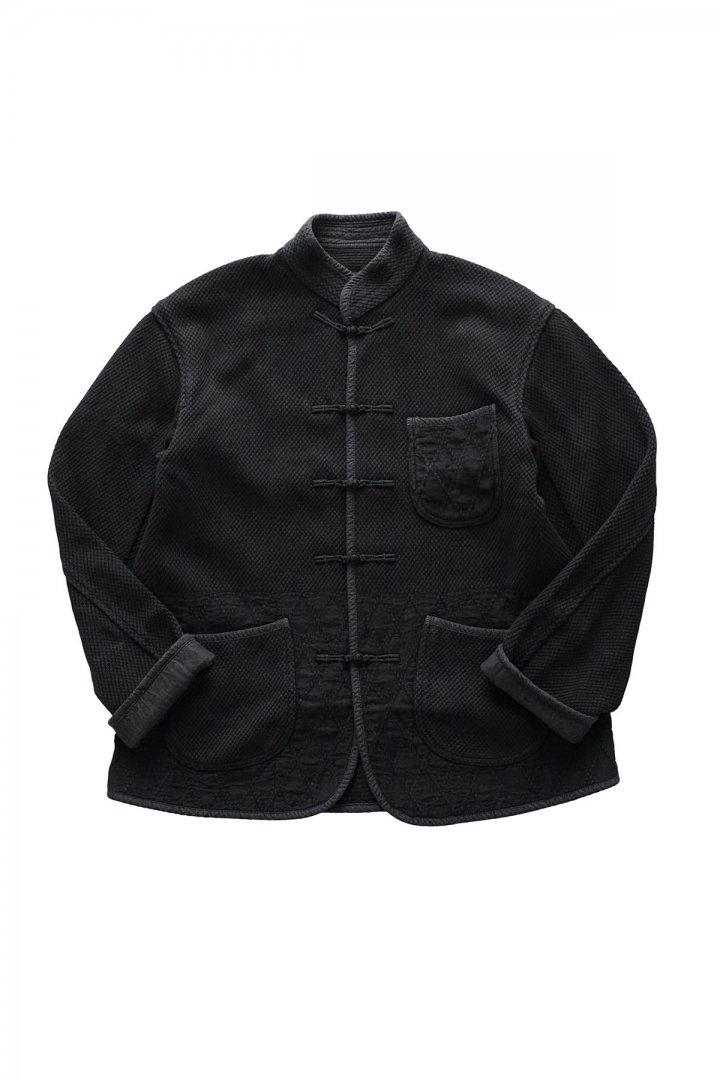 Porter Classic - KENDO CHINESE JACKET - BLACK