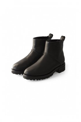 FEIT - SHEARLING BOOT - BLACK