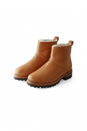 FEIT - SHEARLING BOOT - TAN