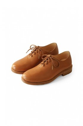 FEIT - HAND SEWN OXFORD - TAN