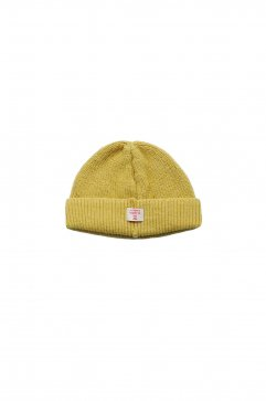 Nigel Cabourn - BEANIE - YELLOW