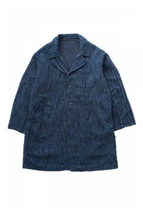 Porter Classic - KASURI COAT - INDIGO