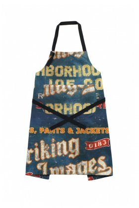 OLD JOE - C-APRON - BLUE