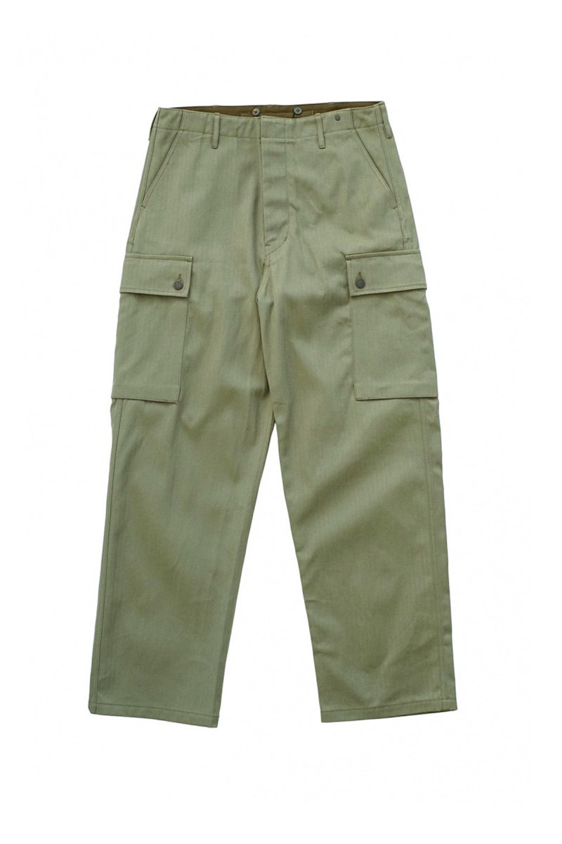 Nigel Cabourn - 5 POCKET MONKEY PANTS