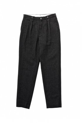 Nigel Cabourn - MEDICAL PANT WASHABLE TWEED - GRAY
