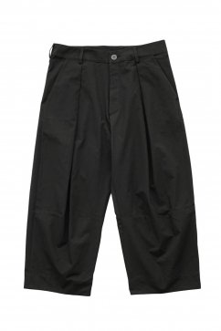 toogood - THE TINKER TROUSER - DYED CALICO MW - FLINT